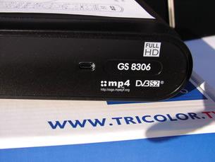 Триколор gs 8306 hd прошивка